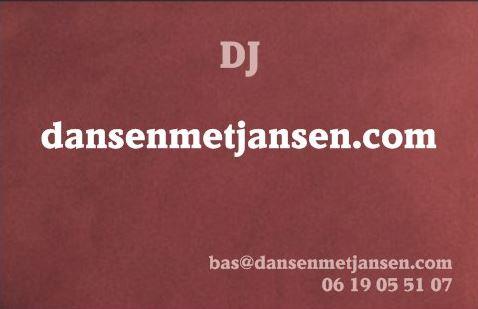 Dansen met Jansen